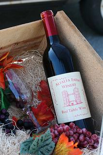 Alfalfa wine
