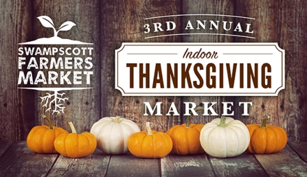 Swampscott Farmer's Market Thanksgiving Market 2015